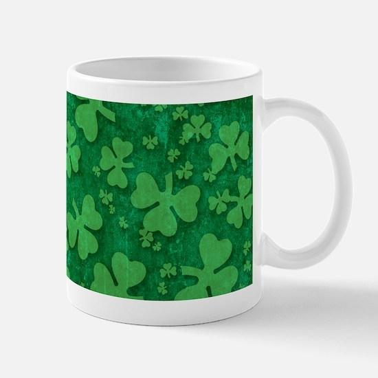 Shamrock Pattern Mug