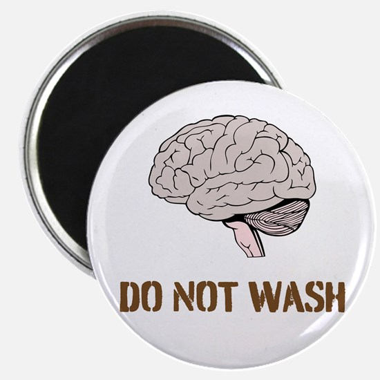 Do Not Brain Wash Magnet