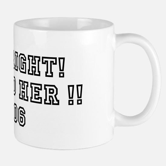 THAT'S RIGHT!