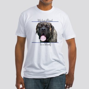 Brindle 18 Fitted T-Shirt
