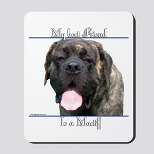Brindle 18 Mousepad
