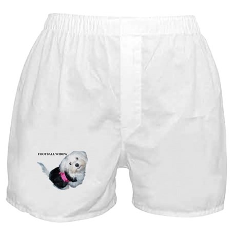 Football Widow Boxer Shorts