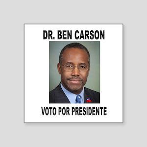CARSON POR PRESIDENTE Sticker