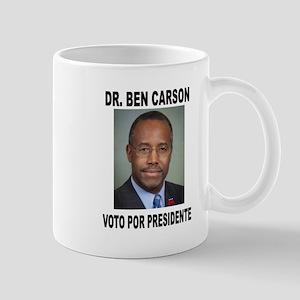 CARSON POR PRESIDENTE Mug