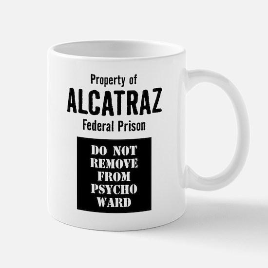 Property of Alcatraz Mug