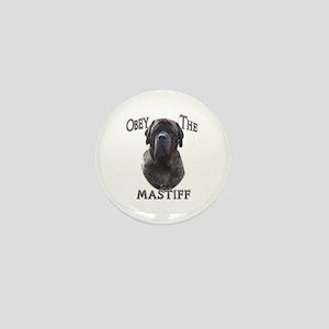 Brindle 9 Mini Button