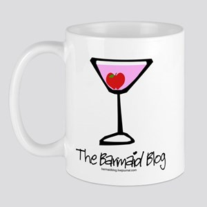 Barmaid Blog Mug