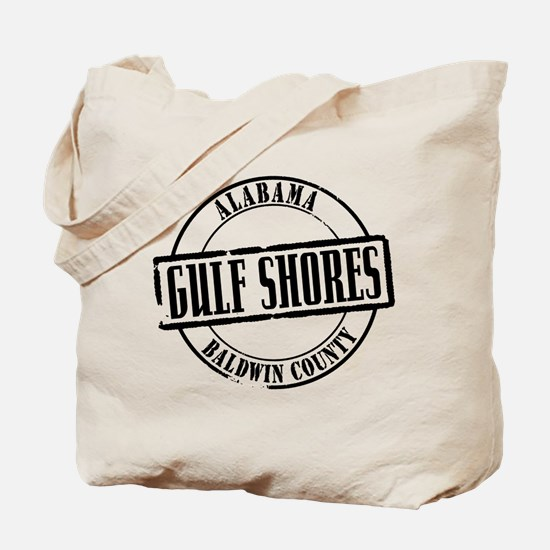 Gulf Shores Title Tote Bag