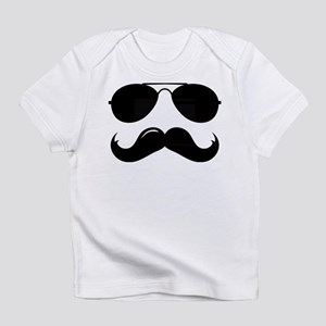 Macho Mustache Infant T-Shirt