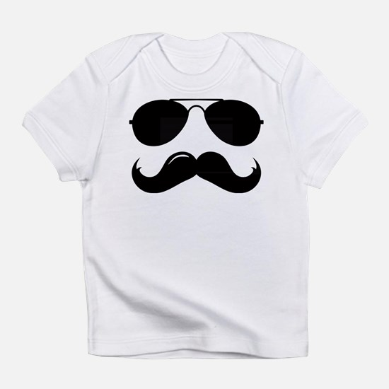 Macho Mustache Infant T-Shirt