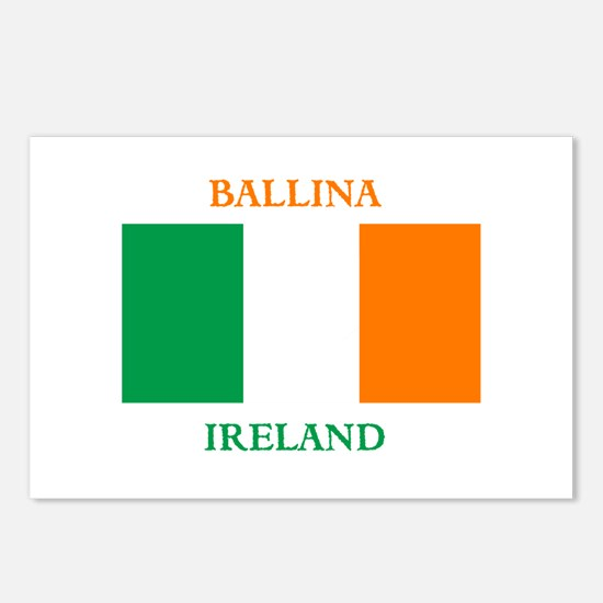 Ballina Ireland Postcards (Package of 8)