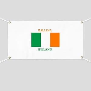 Ballina Ireland Banner