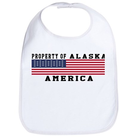 Property of Alaska Bib