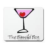 Barmaid Blog Mousepad