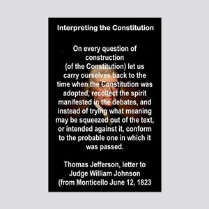 INTERPRETING THE CONSTITUTION Posters