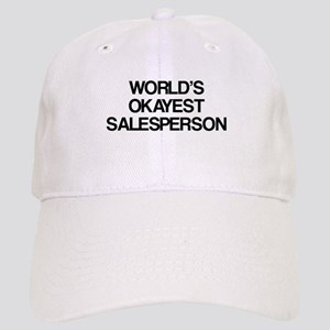 World's Okayest Salesperson Cap