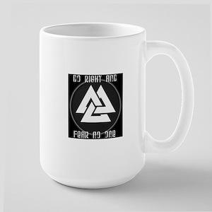 ASATRU VOLKNOT DO RIGHT ODINIST SYMBOL Mug