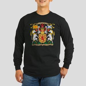scotland_coa_Black1 Long Sleeve T-Shirt