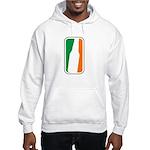 Bottle Logo Irish Hooded Sweatshirt