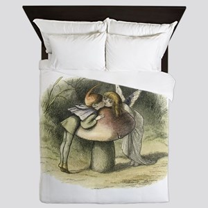 A Fairy Kiss Queen Duvet