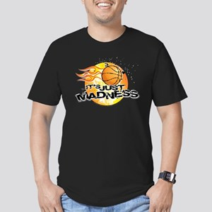 It's Just Madness! Men's Fitted T-Shirt (dark)