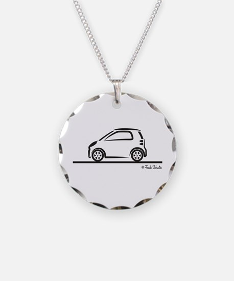Smart Fortwo side Necklace