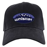 Whistler Baseball Cap with Patch