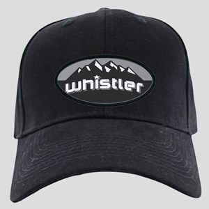 Whistler Grey Black Cap