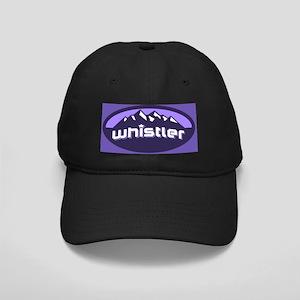 Whistler Violet Black Cap