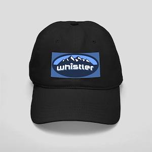 Whistler Blue Black Cap