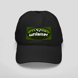 Whistler Olive Black Cap