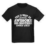 Big brother Kids T-shirts (Dark)