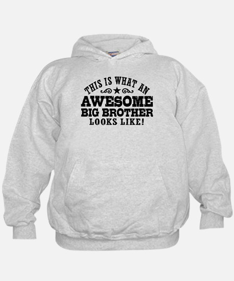 Awesome Big Brother Hoody
