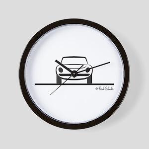 Alfa Romeo Spider Duetto Front Wall Clock