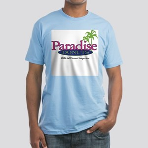 Paradise Donut Official Donut Inspector T-Shirt