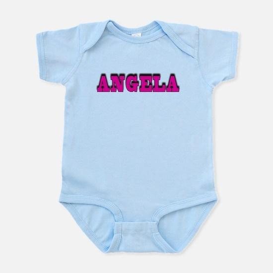 Angela Body Suit
