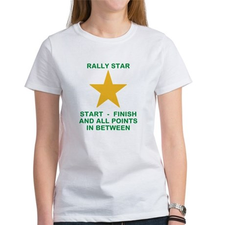 Rally Star T-Shirt
