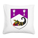 Helene's Square Canvas Pillow