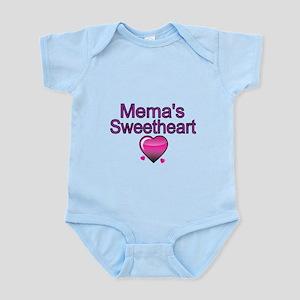 Memas Sweetheart Body Suit