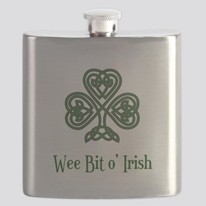 Wee Bit o Irish Flask