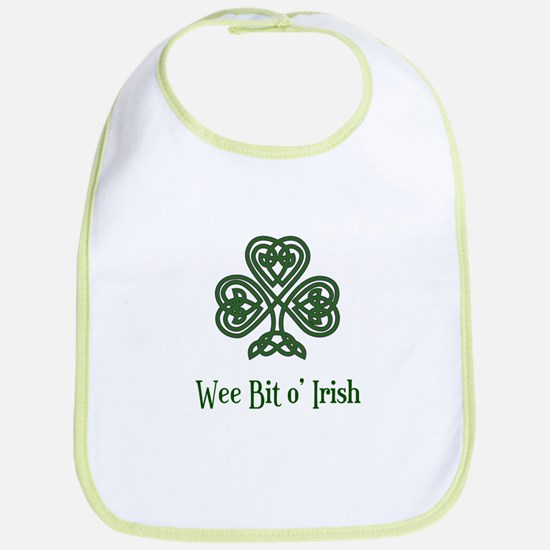 Wee Bit o Irish Bib