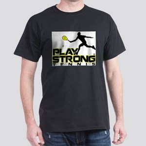 Play Strong Tennis T-Shirt