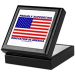Innovation in America Keepsake Box