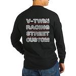 Vrsc Front & Back On T-Shi Long Sleeve T-Shirt