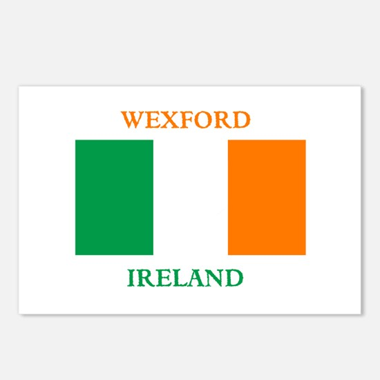 Wexford Ireland Postcards (Package of 8)