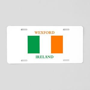 Wexford Ireland Aluminum License Plate