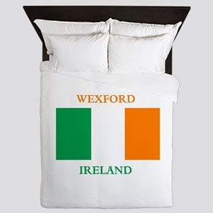 Wexford Ireland Queen Duvet
