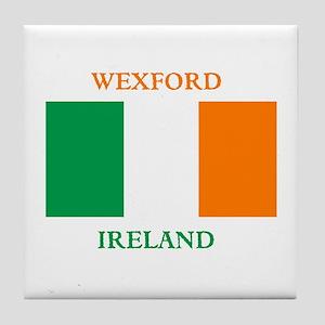 Wexford Ireland Tile Coaster