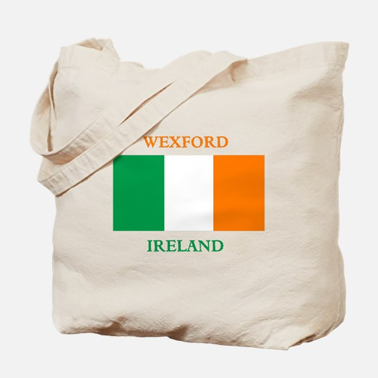 Wexford Ireland Tote Bag