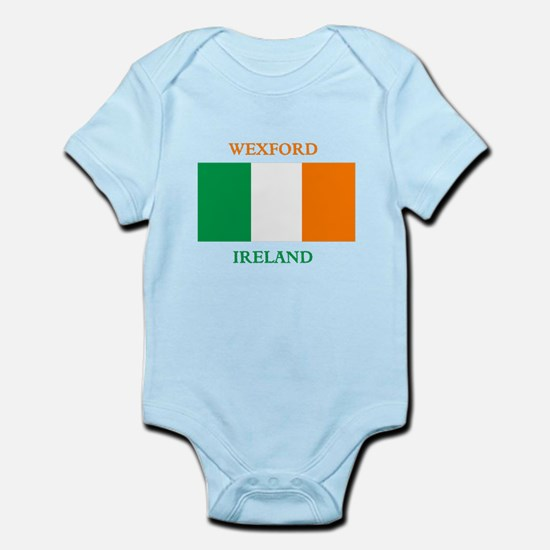 Wexford Ireland Infant Bodysuit